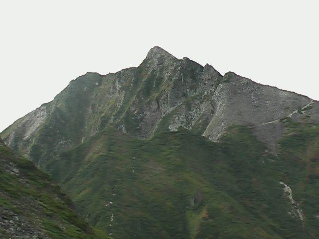 ニペソツ山登山ガイドのトップペ...